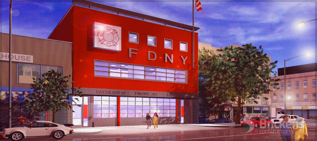 BRICKENS CONSTRUCTION | GENERAL CONTRACTOR | PROJECTS - FDNY