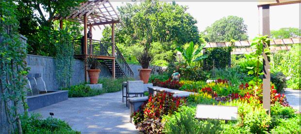 Brickens Construction   Brooklyn Botanical Gardens